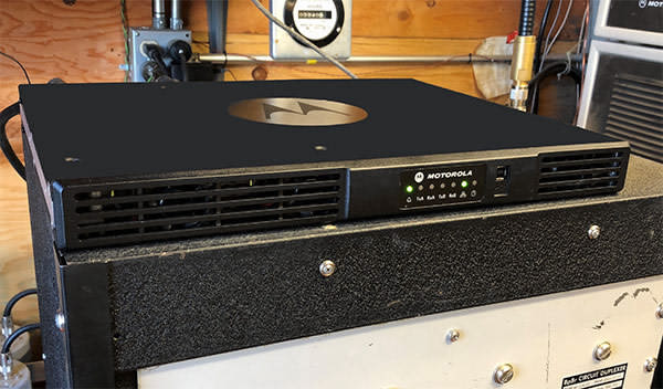 Rocky Mountain Radio League's digital repeater