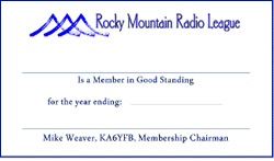Win a free membership to the RMRL